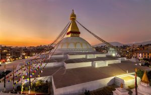 Boudhnath with trekandtours