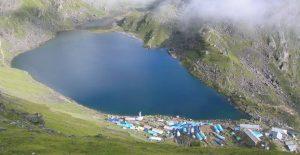 Beautiful Gosainkunda trek with trekandtours