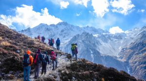 Best trekking in Nepal with TrekandTours