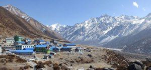 Lantang Valley trek with trekandtours