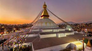 Boudhnath Stupa